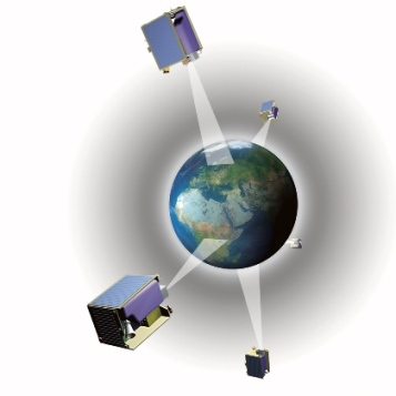 RapidEye Satellite